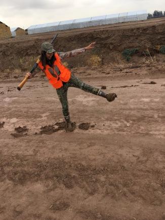rachelvonfleck-pheasant-hunting-mud